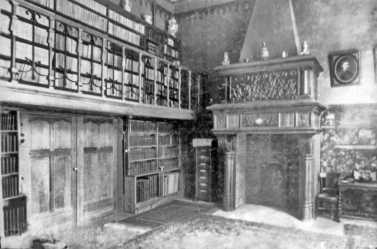 """La bibliothèque aux """"Introuvables"""""""